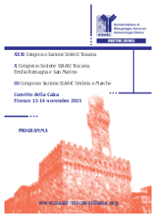 Programma Scientifico 2015