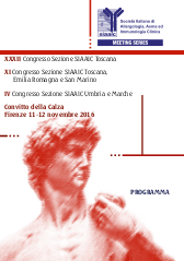 Programma Scientifico 2016